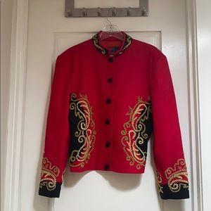 Henri Bendel vintage jacket